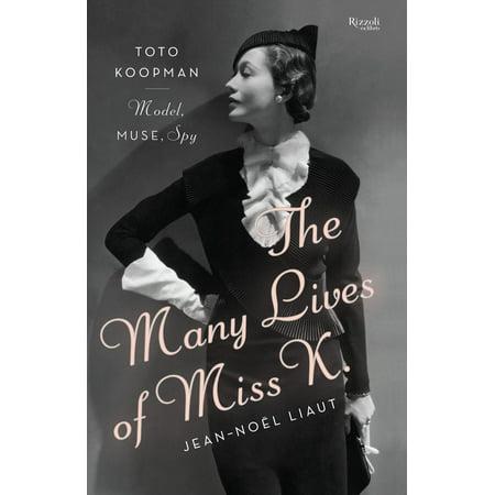 The Many Lives of Miss K: Toto Koopman - Model, Muse, Spy