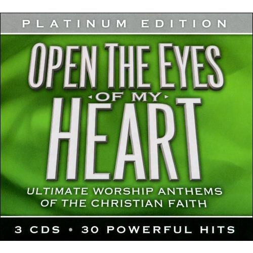 Open The Eyes Of My Heart (Platinum Edition) (3 Disc Box Set)