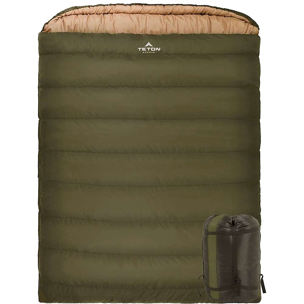 TETON Sports Mammoth 0F Sleeping Bag