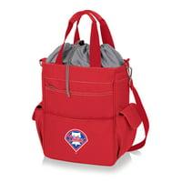 Philadelphia Phillies Activo Cooler Tote - Red