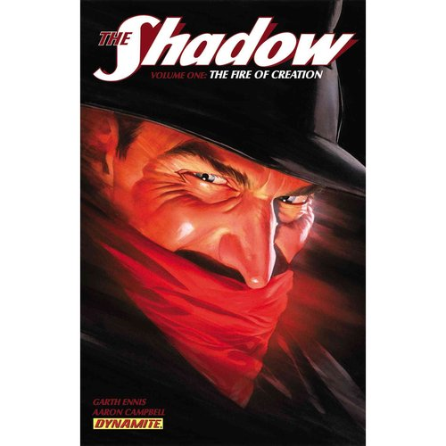 The Shadow 1: The Fire of Creation