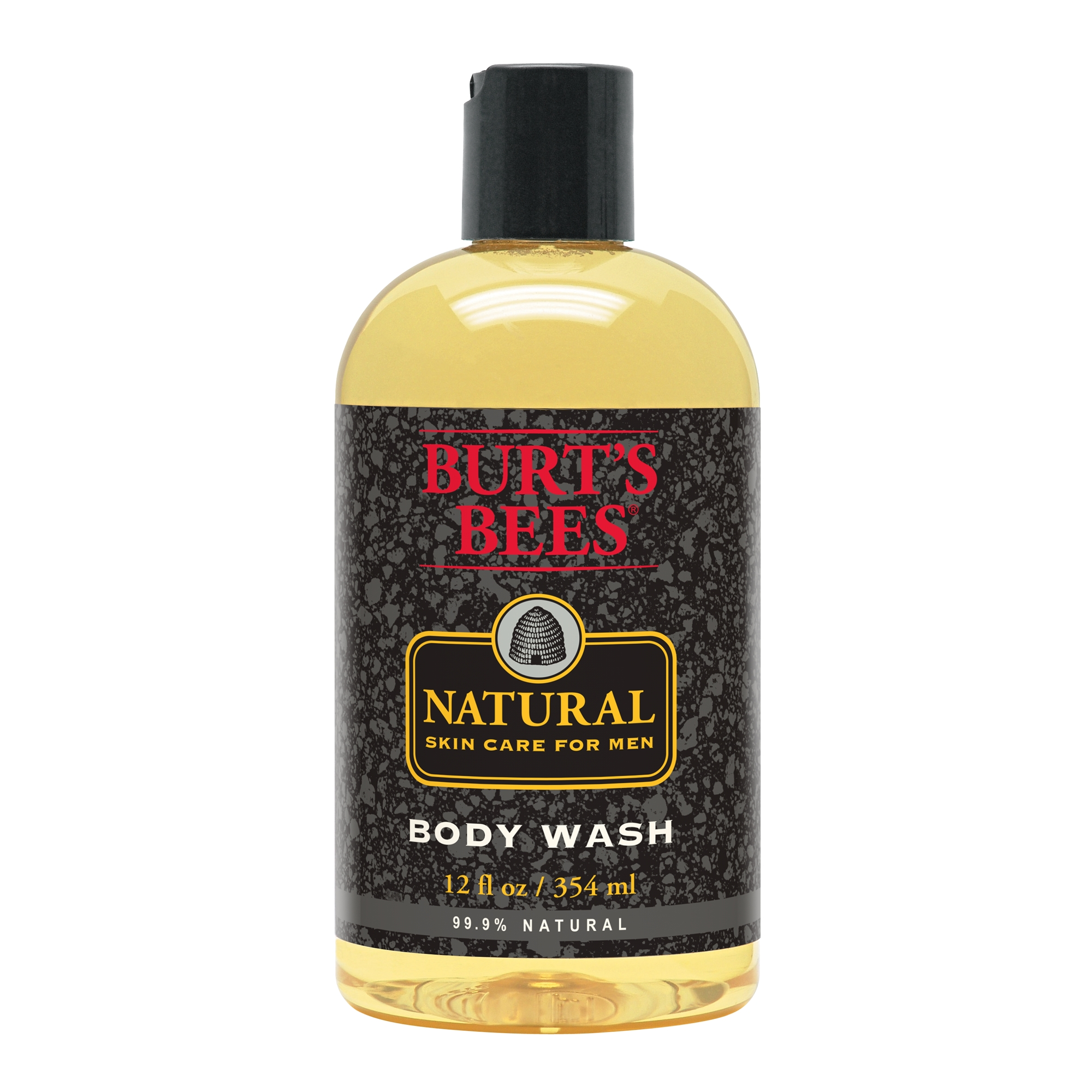 Burt's Bees Natural Skin Care for Men Body Wash, 12 oz