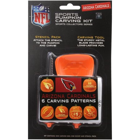 Arizona Cardinals Pumpkin Carving Kit - No