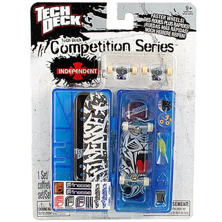 Competition Series [Finesse Skateboards] By Tech Deck (Carlsbad Gap Tech Deck)