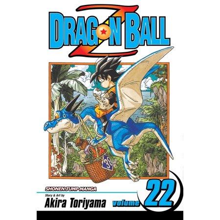 Dragon Ball Z  Vol  22  Dragon Ball Z  Graphic Novels