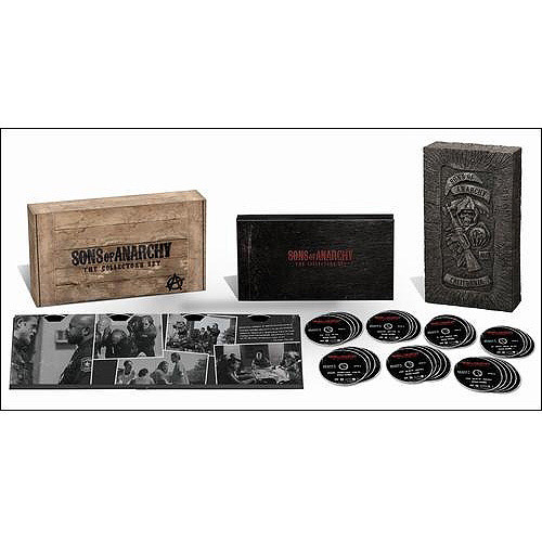 20Th Century Fox Sons Anarchy Reaper Set