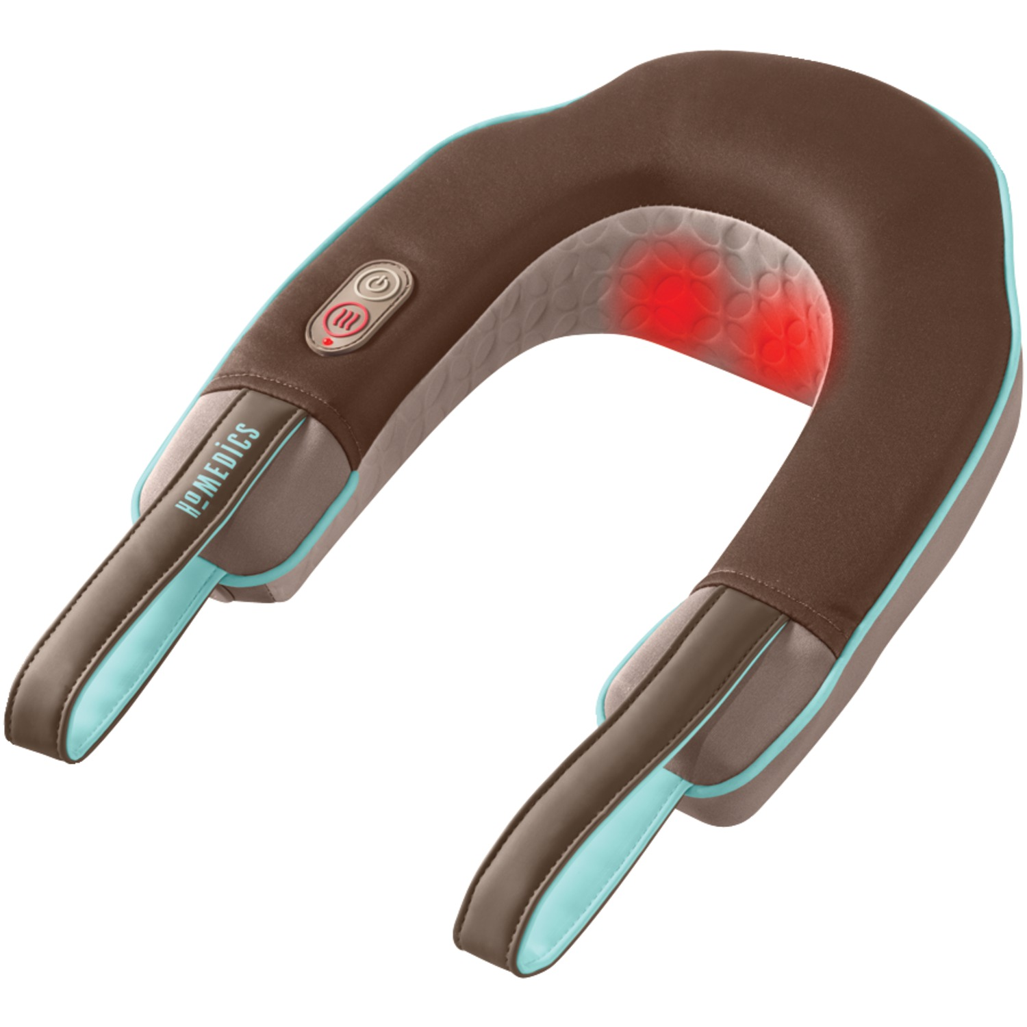 Homedics NMSQ-215 Neck & Shoulder Massager With Heat