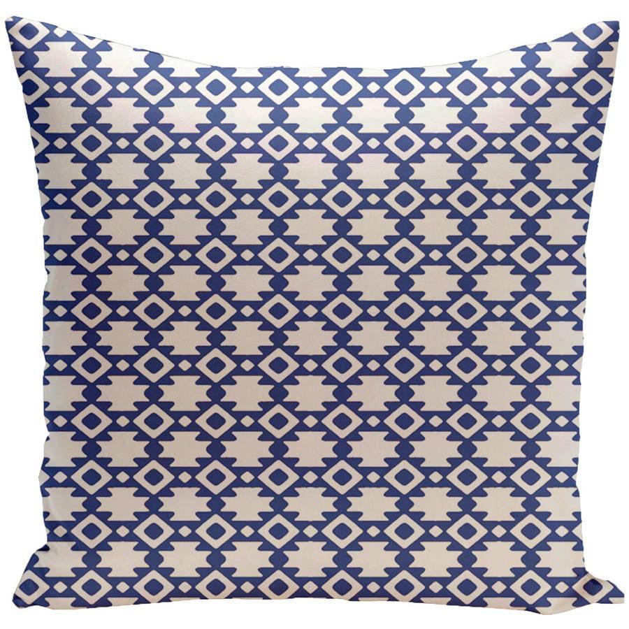 "Simply Daisy 16"" x 16"" Geometric Decorative Pillow"