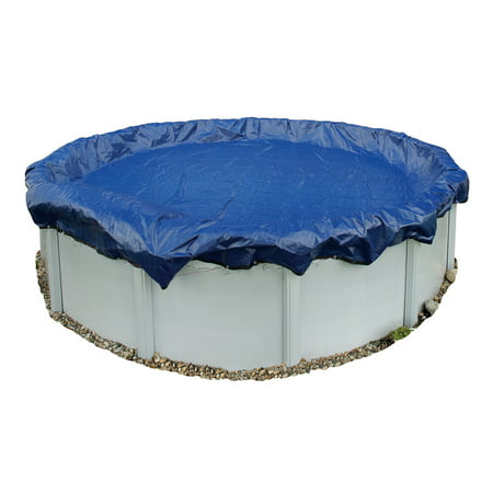 Blue Wave Gold 15-Year Round Above Ground Pool Winter Cover ()
