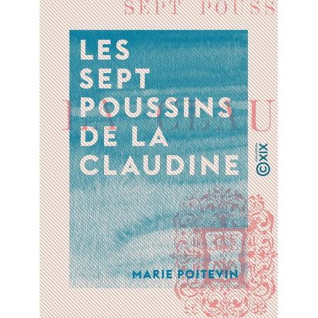 Claudine Collection (Les Sept Poussins de la Claudine - eBook)