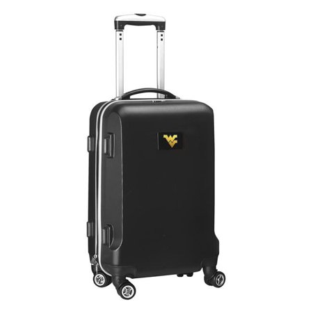 Denco Sports Luggage CLWVL204-NAVY 20 in. West Virginia 8 Wheel ABS Plastic Hardsided Carry-On, Navy - image 1 de 1
