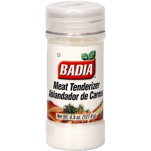 Badia Meat Tenderizer, 4.5 oz (Pack of 12)