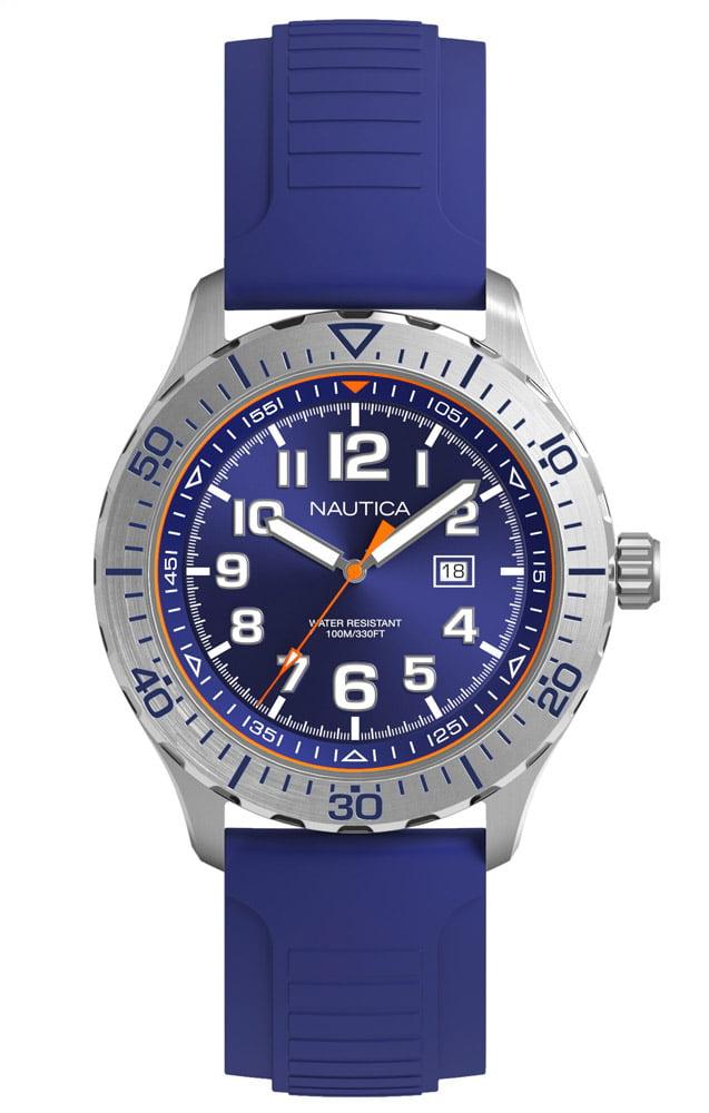NAUTICA MEN'S WATCH NSR 105 44MM by Nautica