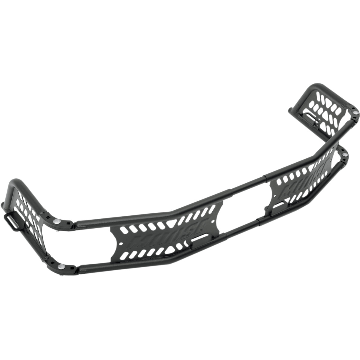 Moose Utility Adjustable Rack Extension Front Straight Fits 90-93 Polaris 4x4 400L