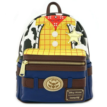 Woody Toy Story 4 Loungefly Mini Backpack New w/ tags WDBK0491 ()