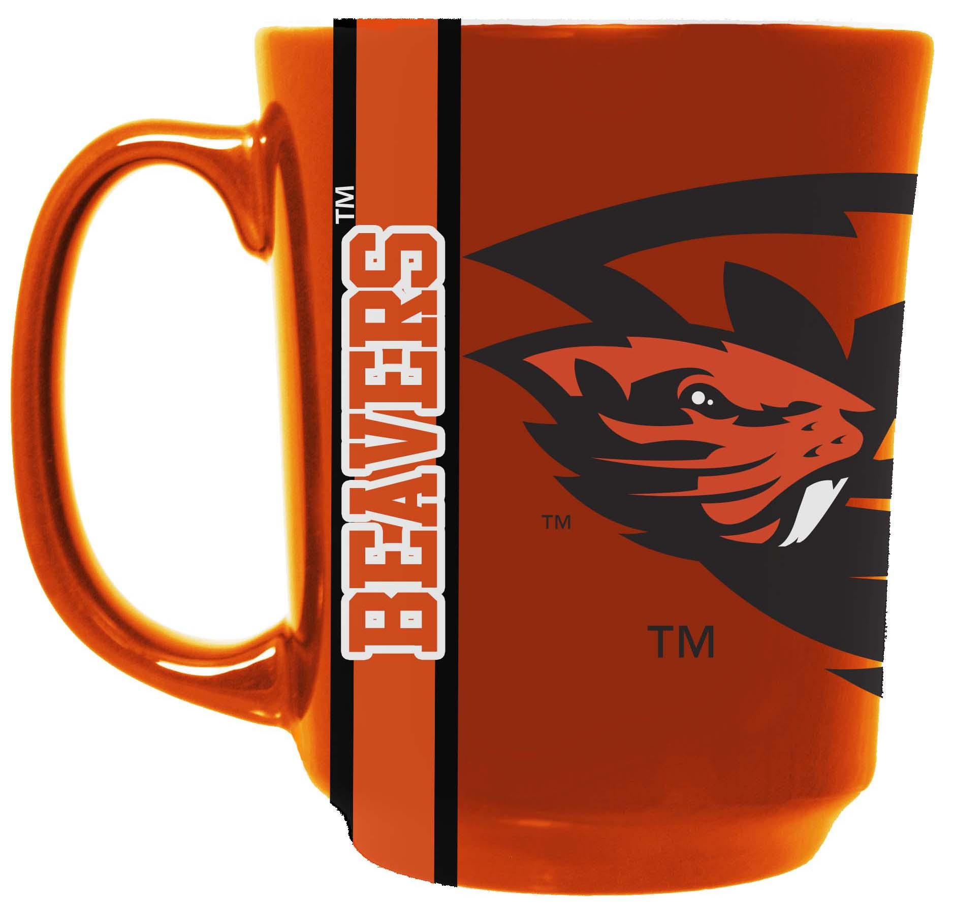 NCAA Reflective Mug, Oregon State