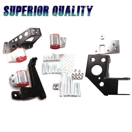 - CF Advance For 92-95 Honda Civic 94-01 Acura Integra K Series K20 K24 DC2 EG6 DC Engine Swap Mount New 1992 1993 1994 1995 1996 1997 1998 1999 2000 2001