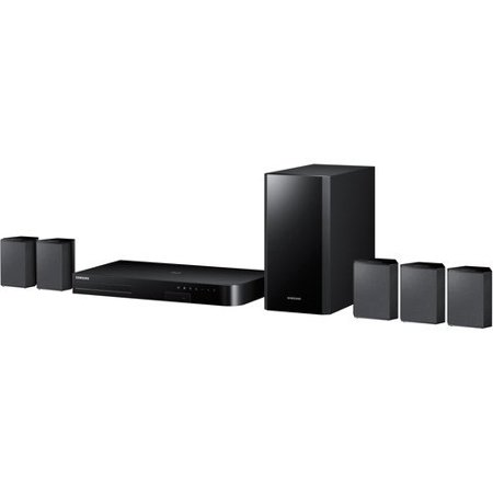 Samsung 5.1 Channel 500 Watt Bluetooth Blu-ray Home Theater System