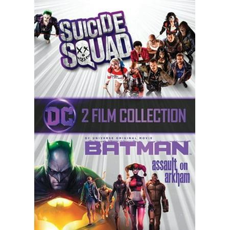Suicide Squad / Batman: Assault on Arkham (DVD)