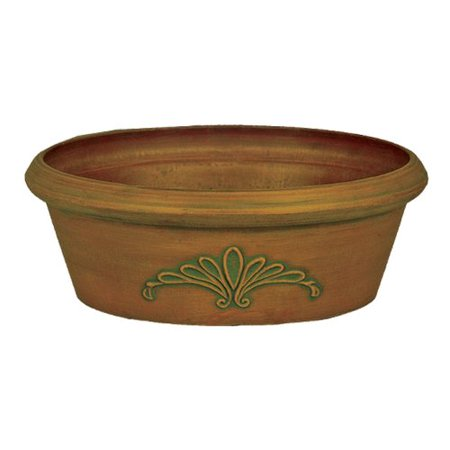 Arcadia Garden Products PSW Plastic Pot Planter ()
