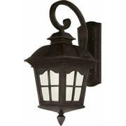 """Belair Lighting Energy Saver Bostonian 21"""" Wall Lantern, Black"""