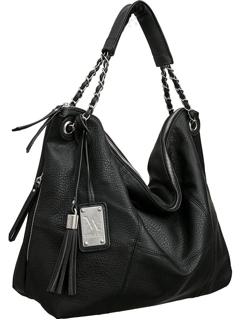 Vitalio Vera Sitges Large Hobo Handbag