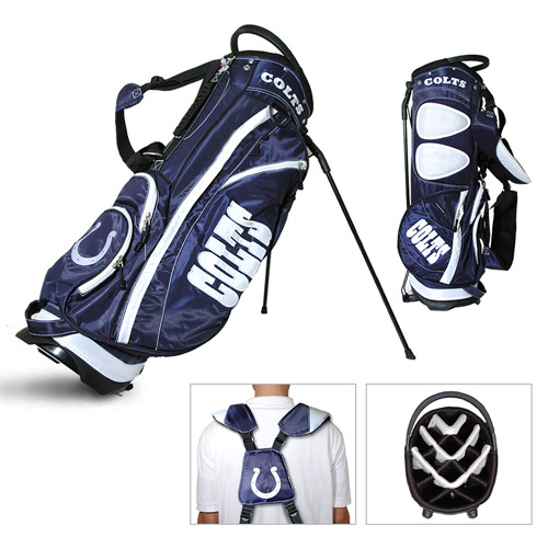 Team Golf NFL Indianapolis Colts Fairway Golf Stand Bag
