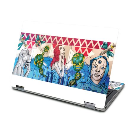 Skin Decal Wrap for HP Pavilion x360 15 2019 sticker