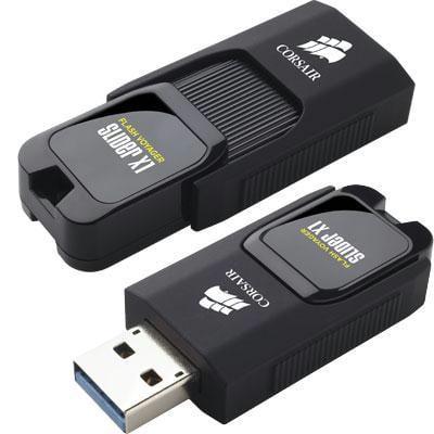128gb USB Flsh Voygr Slider X1