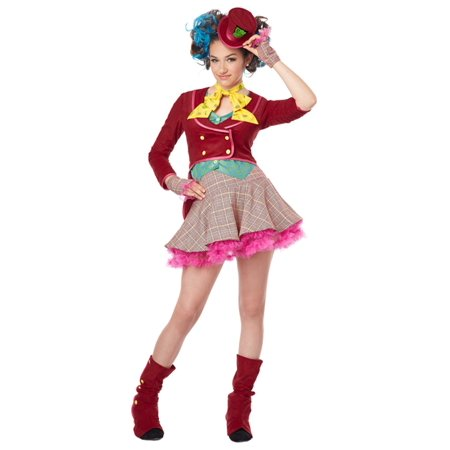Cool Halloween Costume Ideas For Tweens (Tween Mad as a Hatter Costume)