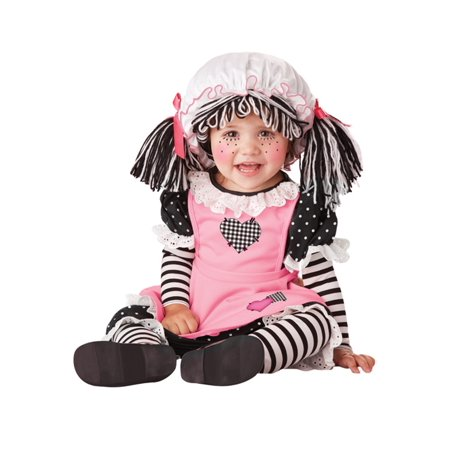 Baby Rag Doll Costume - Baby Rag Doll Costume
