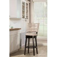 Hillsdale Furniture Kaede Swivel Counter Stool