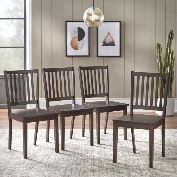 Shaker Dining Chairs Set Of 4, 4 Dining Room Chairs