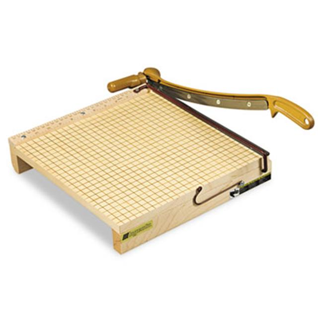"""ClassicCut Ingento Solid Maple Paper Trimmer- 15 Sheets- Maple Base- 12"""" x 12"""""""