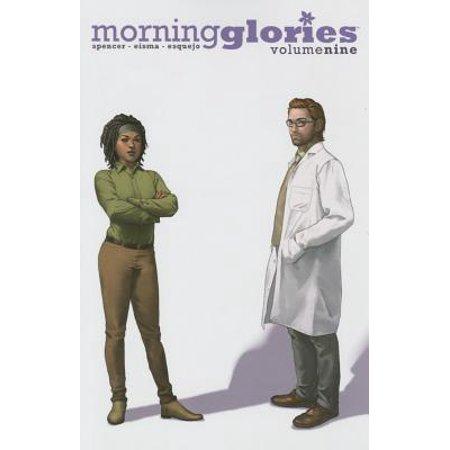 Morning Glories, Volume 9](Morning Glory Stationery)