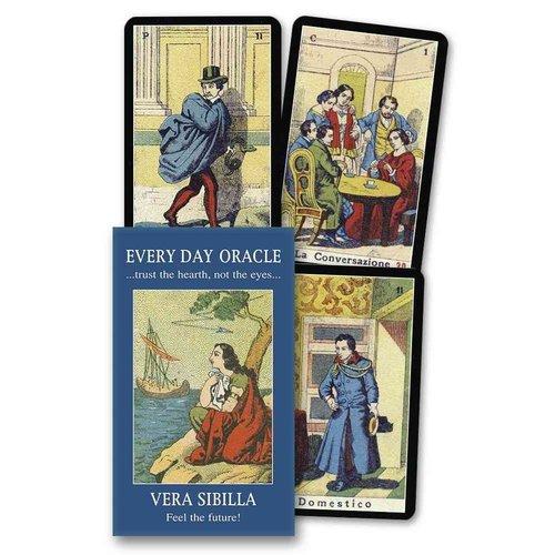 Every Day Oracle/Oraculo Diario /Vera Sibilla Italiana/Oracle Quotidien