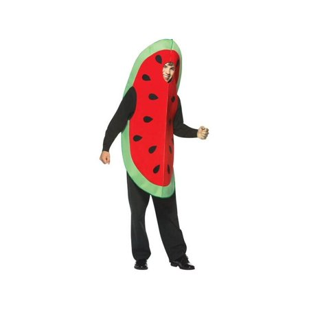 Bread Slice Costume (Adult Watermelon Slice)
