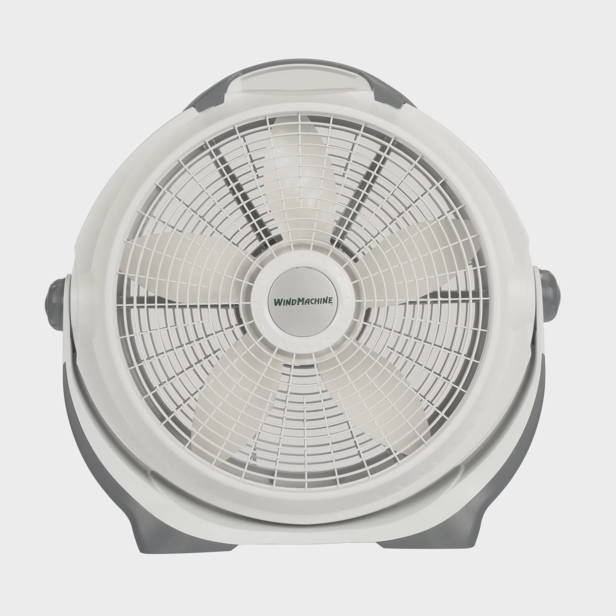 2-Speed Floor Fan Breeze Machine 10 in