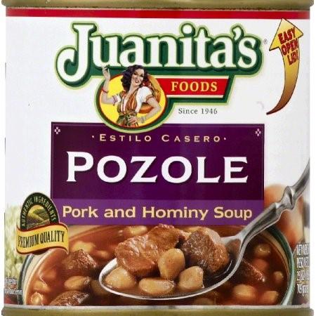 Juanitas Pozole 29.5 Ounce