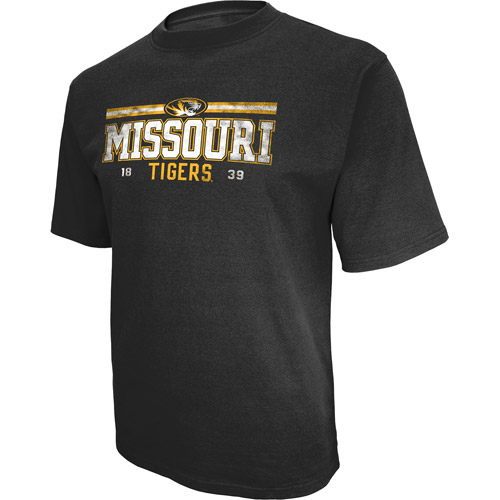NCAA Men's Missouri Short Sleeve Tee