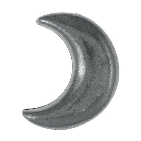 Crescent Moon Lapel Pin - 50 Count