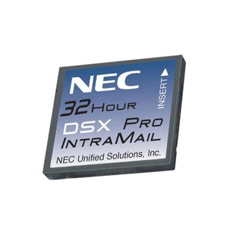 NEC DSX Systems NEC-1091053 VM DSX IntraMailPro 8Port 32Hr Voicemail