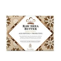 Nubian Heritage Raw Shea Butter Bar Soap 5 oz