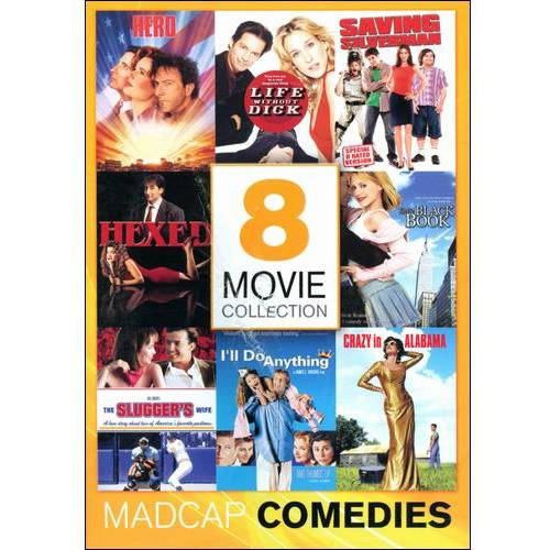 Madcap Comedies: 8 Movie Collection