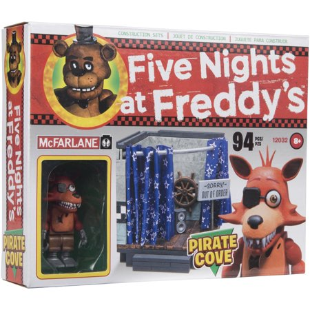Five Nights At Freddys  Pirate Cove  Set