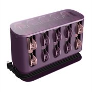 Remington Pro Thermaluxe Ceramic Hair Setter, Rollers, Purple, H9100