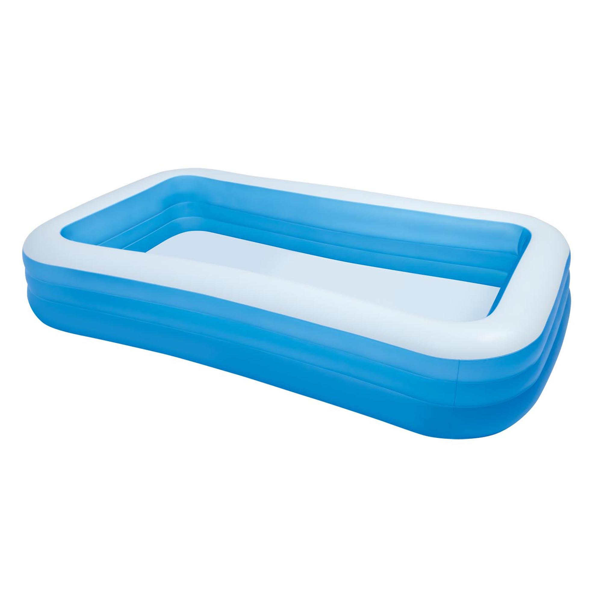 16618455662 Intex Swim Center Family 72 x 120 Inch Swimming Pool and Quick Fill Air  Pump - Walmart.com