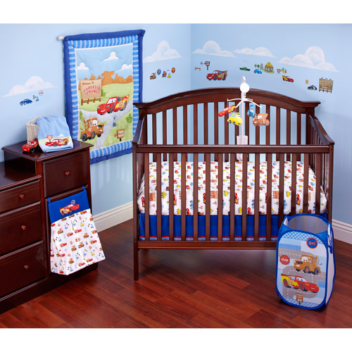 Disney Crib Bedding Walmart