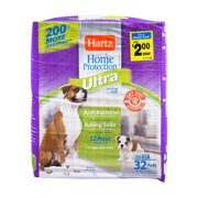 Hartz Home Protection Ultra Training Pads for Dogs and Puppies - 21x21, 32.0 CT