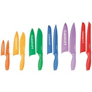 Cuisinart Advantage 12-Piece Color-Coded Professional Stainless Steel Knives